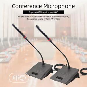 Audio Table Top Meeting Microphone | Audio & Music Equipment for sale in Bauchi State, Bauchi LGA