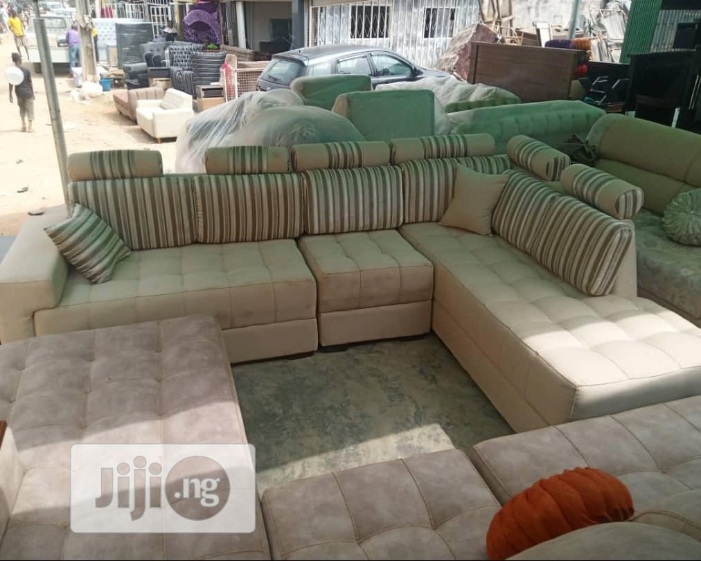 L Shape Sofa | Furniture for sale in Maitama, Abuja (FCT) State, Nigeria