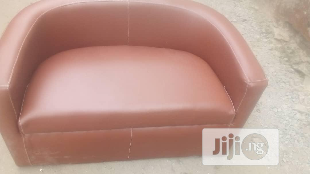 Double Sitter Sofa | Furniture for sale in Isolo, Lagos State, Nigeria