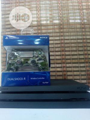 Playstation 4 Pro 1tb and Controller. | Video Game Consoles for sale in Abuja (FCT) State, Central Business Dis