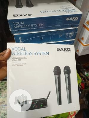 AKG WMS40 Dual Wireless Vocal Microphone | Audio & Music Equipment for sale in Lagos State, Ikeja