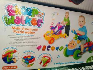 Baby Puzzle Walker | Children's Gear & Safety for sale in Lagos State, Lekki