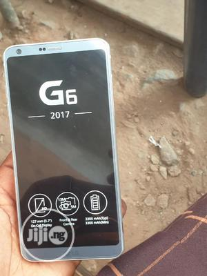 LG G6 32 GB Gray | Mobile Phones for sale in Lagos State, Ikeja