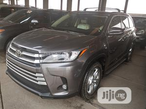 Toyota Highlander 2016 Gray | Cars for sale in Lagos State, Apapa