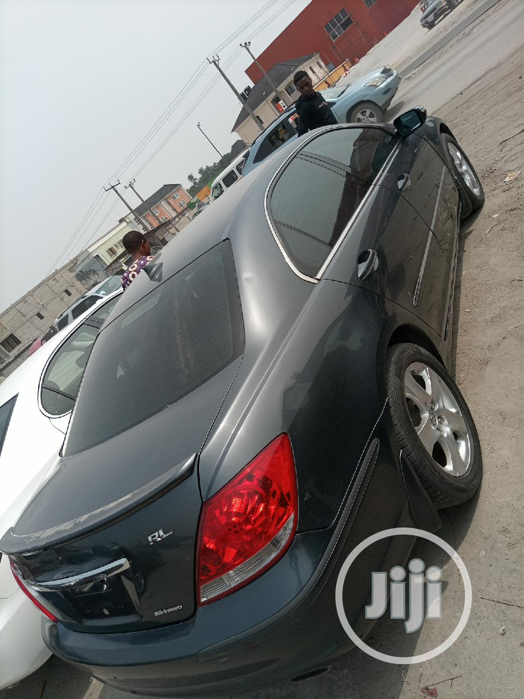 Acura RL 2006 Sedan Gray | Cars for sale in Ajah, Lagos State, Nigeria
