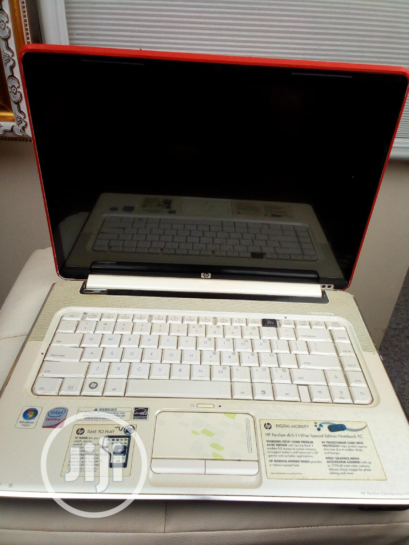 Laptop HP Pavilion Dv5 2GB Intel Core 2 Duo 250GB   Laptops & Computers for sale in Enugu / Enugu, Enugu State, Nigeria