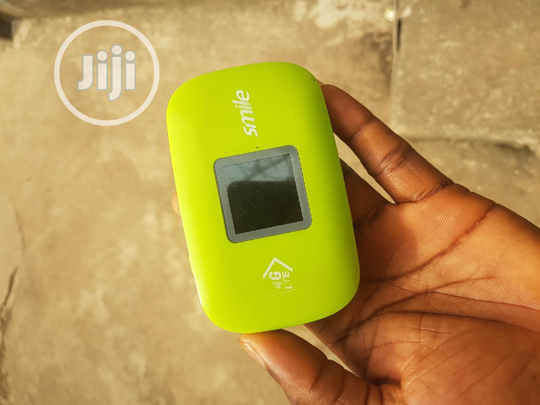 Archive: Smile 4G LTE Modem for Sale