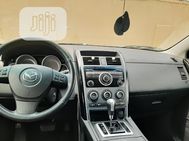 Mazda CX-9 2008 Grand Touring 4WD Blue | Cars for sale in Surulere, Lagos State, Nigeria