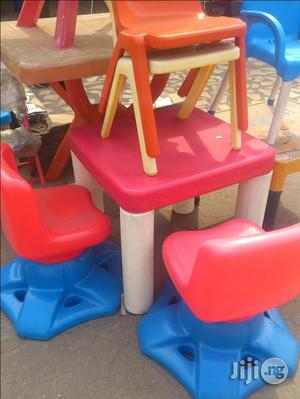 Thick/Elegant Tables and Chairs for Children   Children's Furniture for sale in Lagos State, Ikeja