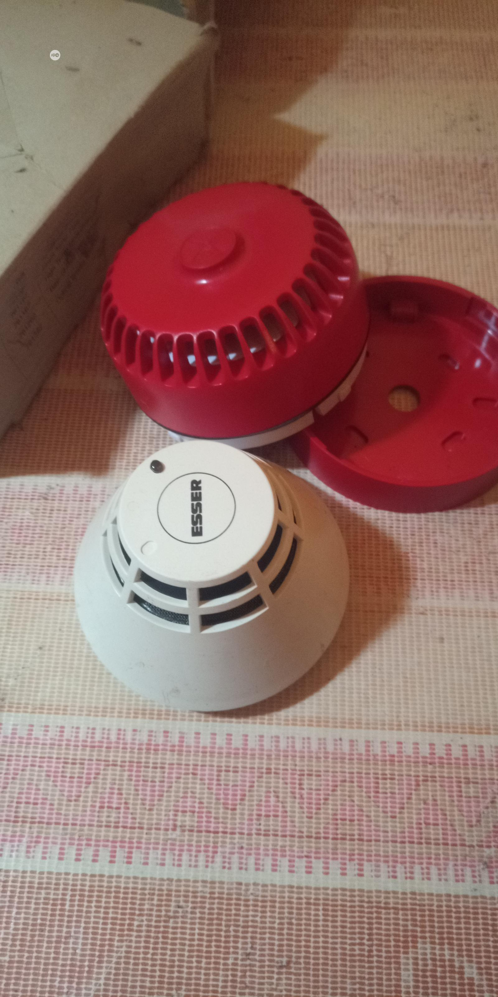 Archive: Smoke Detector/Alarm
