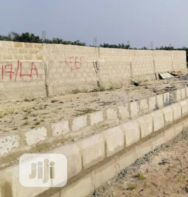 Archive: A Tabled Mix-Use Land With C of O for Sale at Eleko