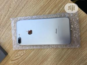 Apple iPhone 7 Plus 128 GB Silver | Mobile Phones for sale in Lagos State, Ikeja