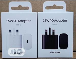 Samsung 25w Pd Adapter | Accessories for Mobile Phones & Tablets for sale in Lagos State, Ikeja