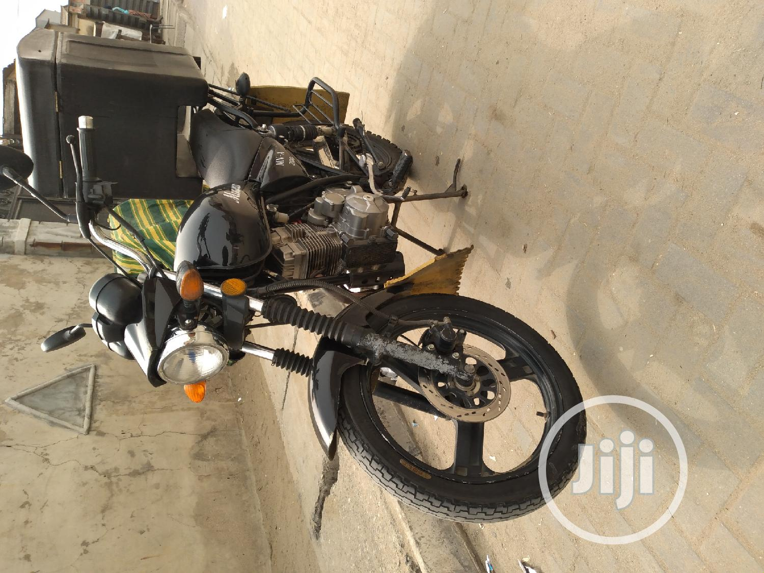 Archive: Motorcycle 2020 Black