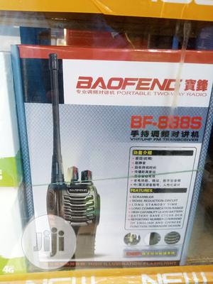 BAOFENG Walking Talking   Audio & Music Equipment for sale in Lagos State, Ikeja