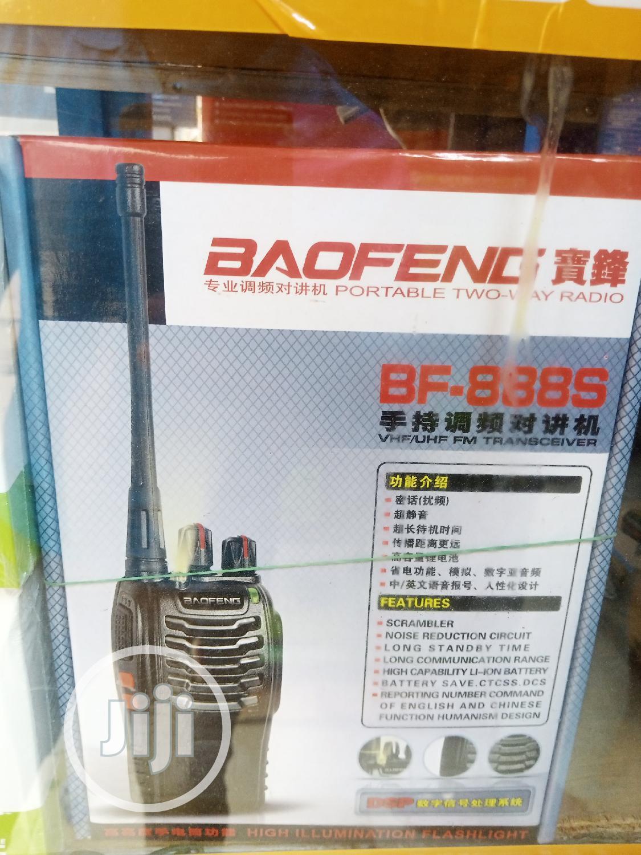 BAOFENG Walking Talking | Audio & Music Equipment for sale in Ikeja, Lagos State, Nigeria