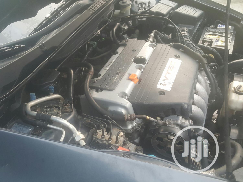 Archive: Honda Accord 2004 2.4 Type S Automatic Gray