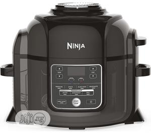 NINJA Foodi Multi Pressure Cooker Air Fryer - Blac | Kitchen Appliances for sale in Lagos State, Lekki