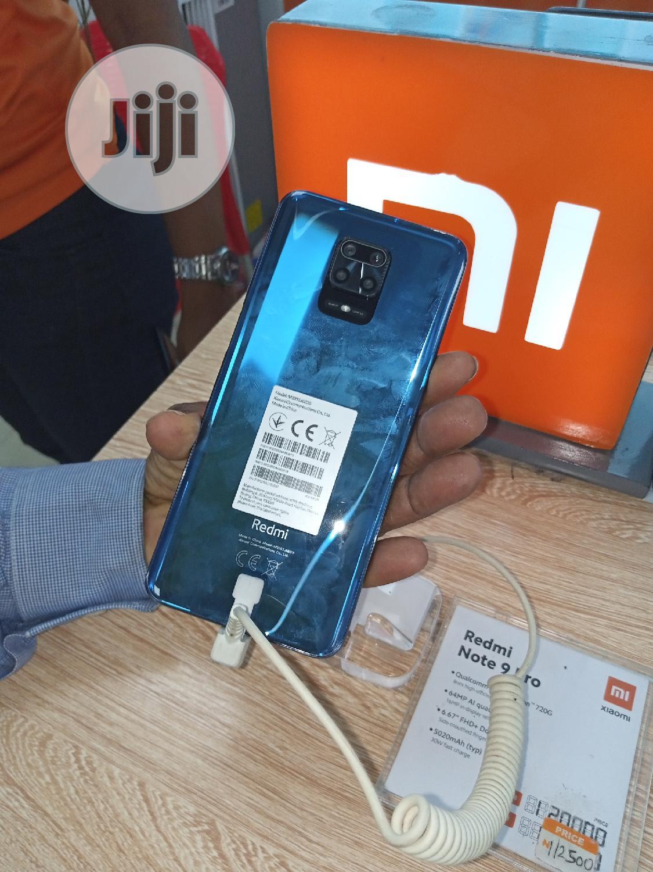New Xiaomi Redmi Note 9 Pro 128 GB Blue