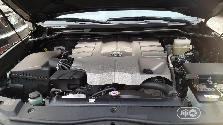 New Toyota Land Cruiser 2020 5.7 V8 VXR Black   Cars for sale in Amuwo-Odofin, Lagos State, Nigeria