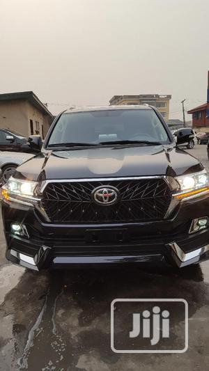 New Toyota Land Cruiser 2020 5.7 V8 VXR Black | Cars for sale in Lagos State, Amuwo-Odofin