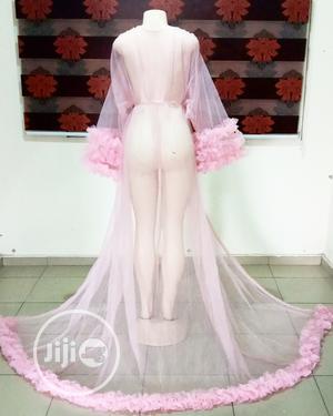 Net Bridal Robe   Wedding Wear & Accessories for sale in Delta State, Warri