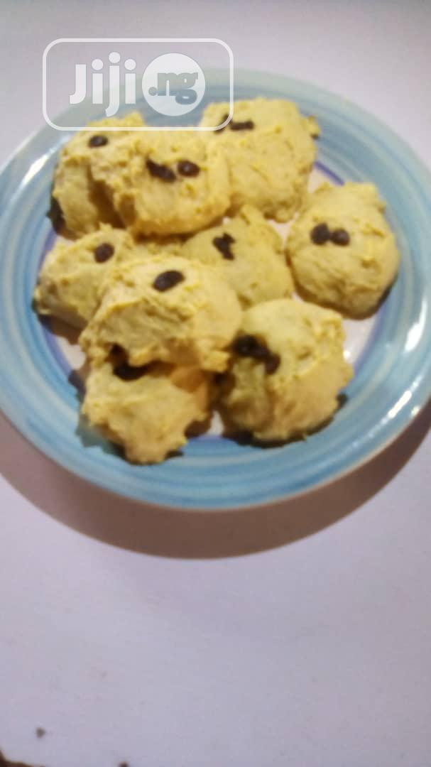 Archive: Baking of Cake, Snack