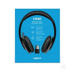 Logitech Headset H540 | Headphones for sale in Abuja (FCT) State, Wuse