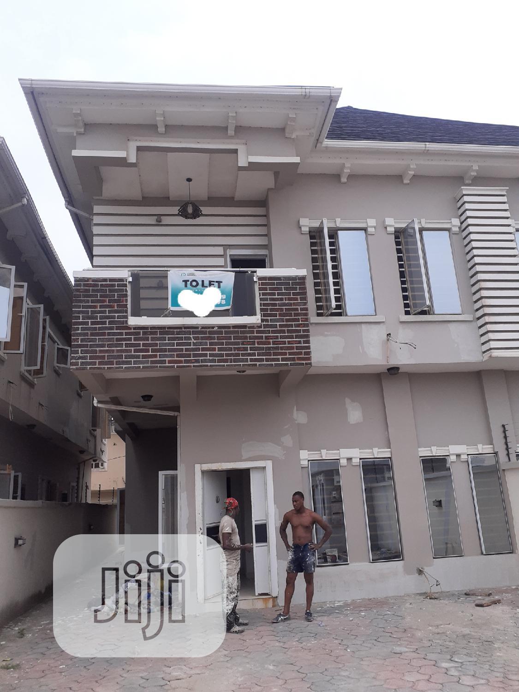 4 Bed Semi Detached Duplex With BQ