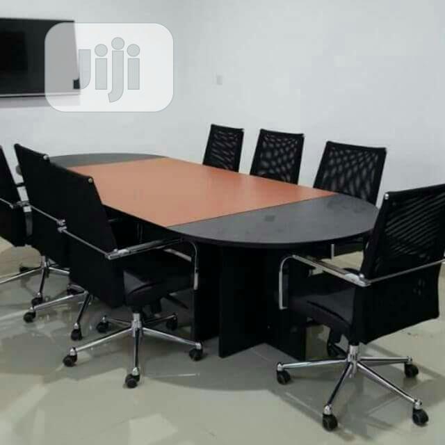 By 8 Seater Office Conference Table