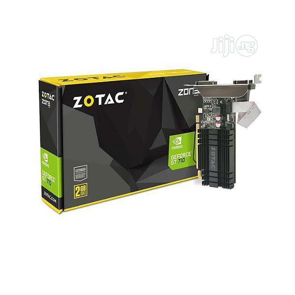 Zotac Nvidia Graphics Card 2gb GT710