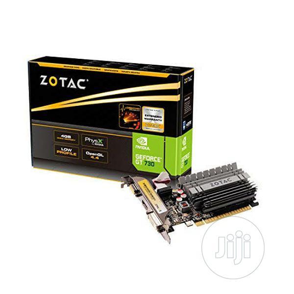 Zotac Nvidia Graphics Card 4gb GT730