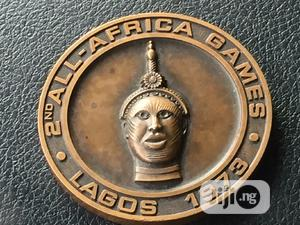 2nd All African Games Boxing Medal 1973 Lagos | Arts & Crafts for sale in Enugu State, Nsukka