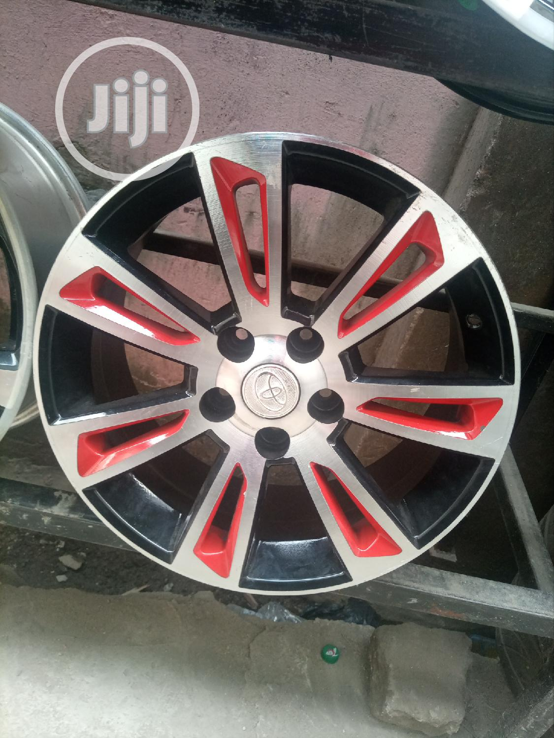 17 Rim Available Any Car Will Used It