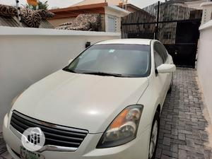 Nissan Altima 2008 2.5 White | Cars for sale in Lagos State, Ajah