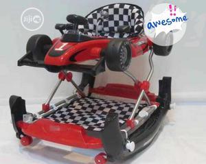 Formula 3in 1 Baby Walker | Children's Gear & Safety for sale in Lagos State, Amuwo-Odofin