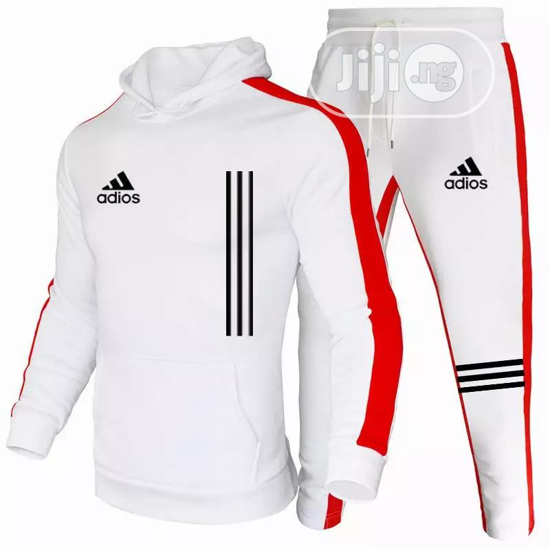 Archive: 2021 Addidas Men's Hoodie Sports Suit