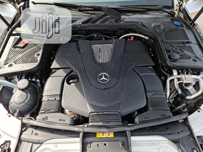 Archive: Mercedes-Benz C400 2015 Silver
