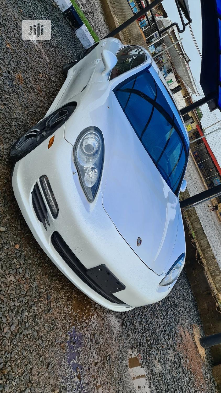 Archive: Porsche Panamera 2011 4S White