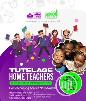 Home Lesson/ Tutor | Child Care & Education Services for sale in Lagos State, Gbagada