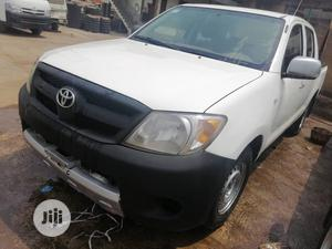 Toyota Hilux 2008 White   Cars for sale in Oyo State, Ibadan
