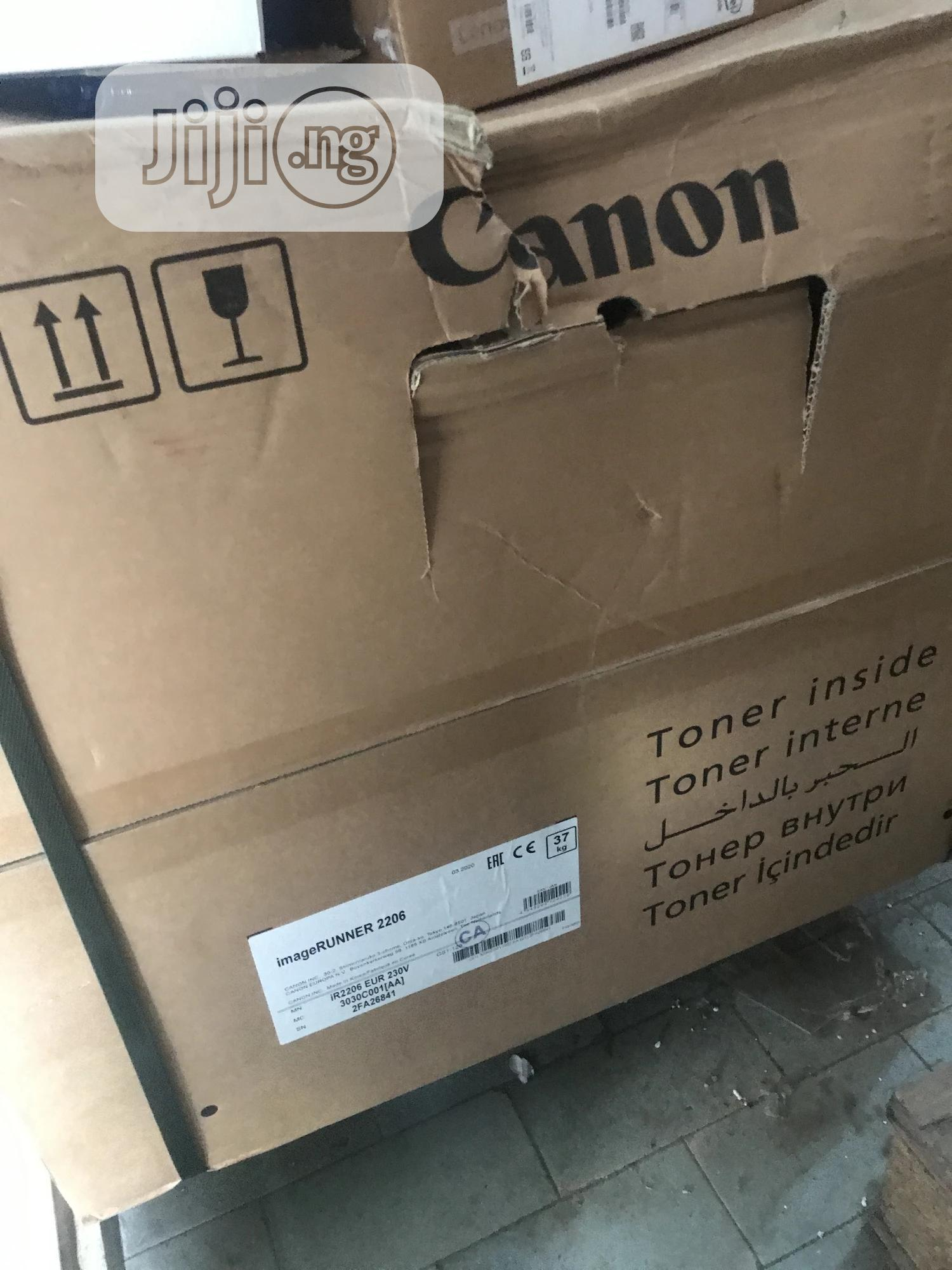 CANON Imagerunner 2206 Multifunction Printer