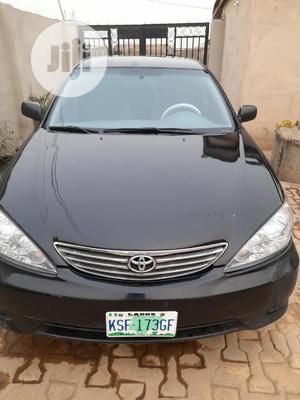 Toyota Camry 2005 Black   Cars for sale in Ogun State, Ifo