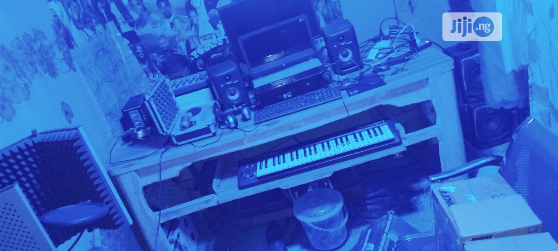 Archive: Full Music Studio Equipment