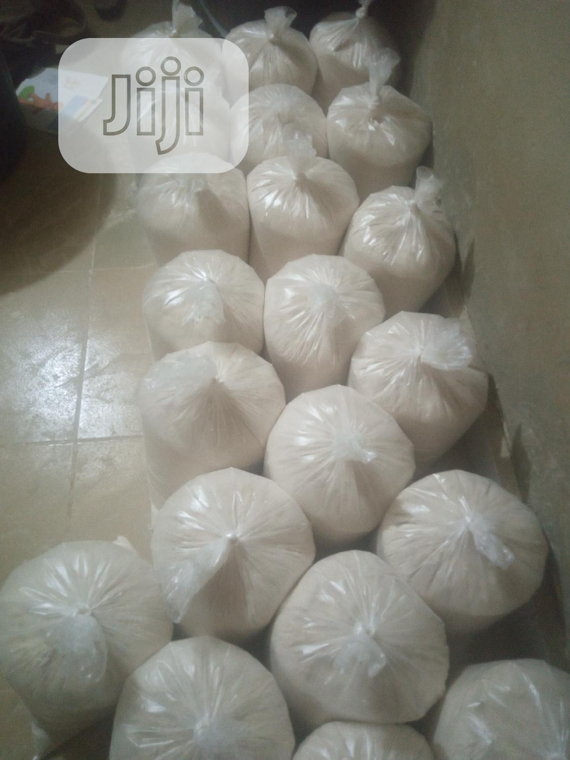 Archive: Yam Flour Is Available.