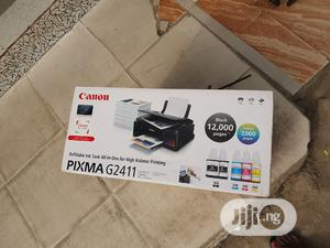 Canon G2411 Inkjet Printer | Printers & Scanners for sale in Lagos State, Ikeja