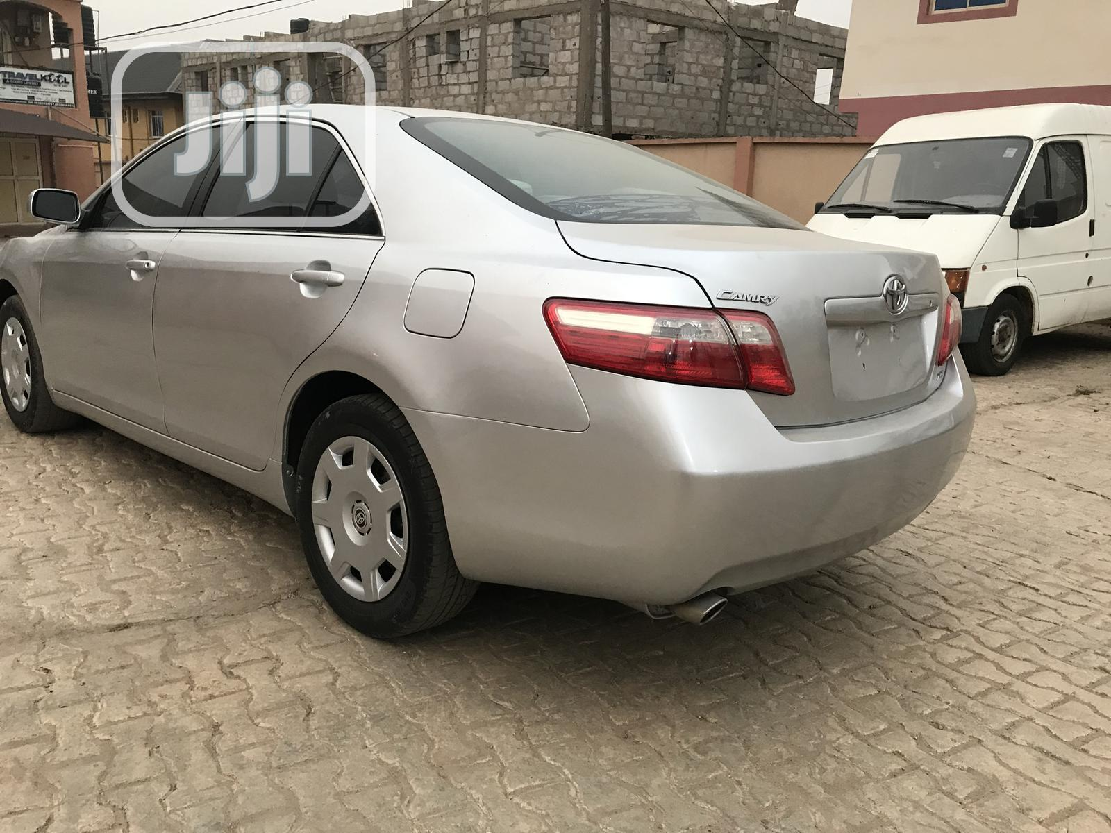 Toyota Camry 2009 Silver | Cars for sale in Oluyole, Oyo State, Nigeria