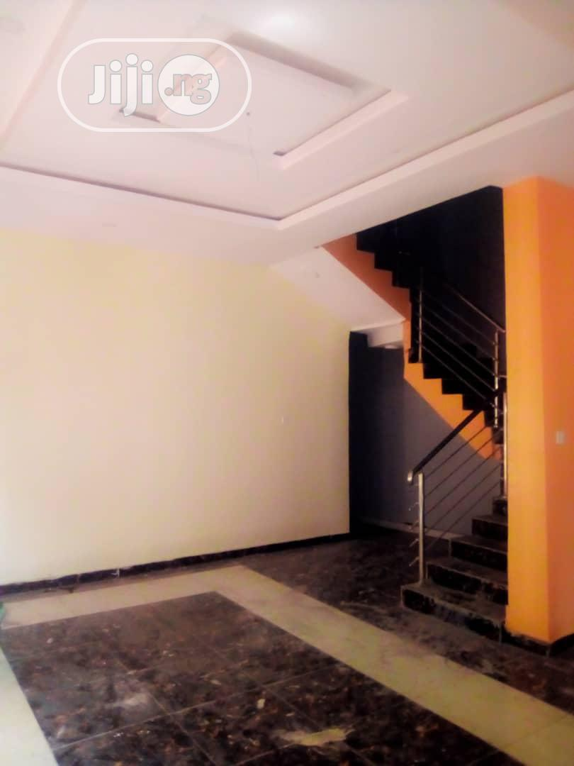 4bedroom Semi Detach Wth a Room Bq in Omole Phase 2 | Houses & Apartments For Sale for sale in Omole Phase 2, Ikeja, Nigeria