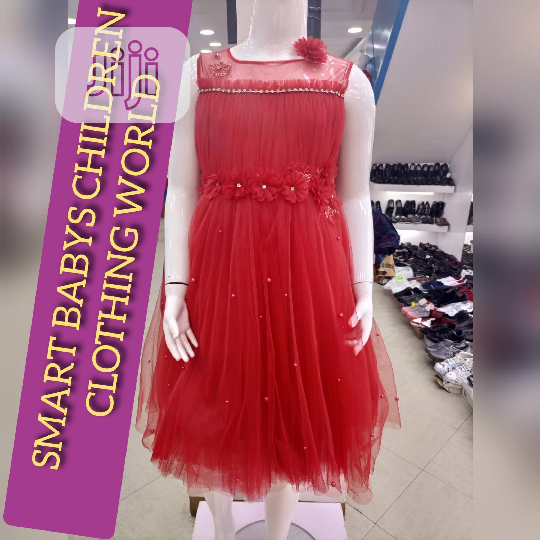 High Quality Children Ball Gown.
