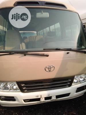 Tokunbo Toyota Coaster 2010   Buses & Microbuses for sale in Lagos State, Amuwo-Odofin